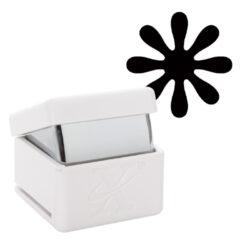 DO výsekový strojek XCU 261809 Daisy  2,6-pro papir a karton do 300g pro pěnovou gumu do tloušťky 1mm