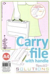 DO kufřík PMA 9351003 box A4 s rukojetí*