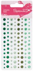 DO kamínky PMA 351415 samolepící 104ks Verde