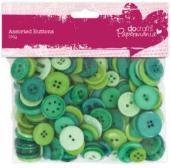 knoflíky PMA 354307 250g Green