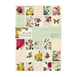 DO papíry PMA 160171 A4 32ks Botanicals