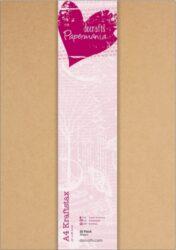 papír A4 karton přírodní  25l 280g PMA 160604