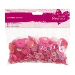knoflíky PMA 354326 250g Pink