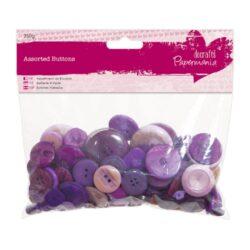 DO knoflíky PMA 354327 250g Purple