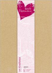 papír PMA 160609 A4 karton přírodní 100ks 280g