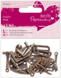 DO dekorace PMA 356013 kov 21ks Tools