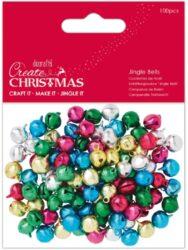 DO rolničky PMA 356953 100ks lesklé Create Christmas