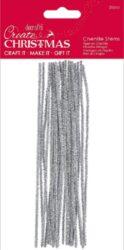 drát plyšový PMA 356949 metal 300mm 20ks Silver