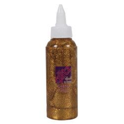 DO lepidlo glitrové GLT 43206 120ml Dark Gold-Glitrové lepidlo v lahvičce se šroubovacím uzávěrem.