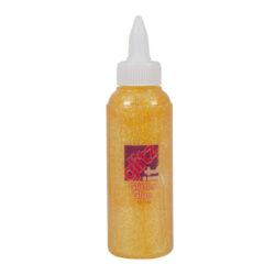 DO lepidlo glitrové GLT 43217 120ml Lemon Sorbet-Glitrové lepidlo v lahvičce se šroubovacím uzávěrem.