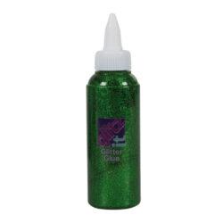 DO lepidlo glitrové GLT 43219 120ml Field Green-Glitrové lepidlo v lahvičce se šroubovacím uzávěrem.