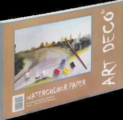 blok F akvarel.papír A4 300g 10l 150-1210