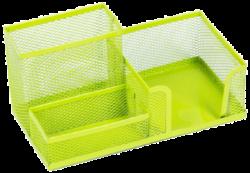 stojánek drátěný víceúčelový Combo zelený