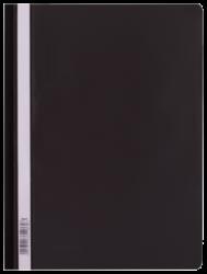 rychlovazač plast  A4 černý LUX (773) 110461-PRODEJ POUZE PO BALENÍ !!