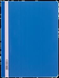 rychlovazač plast  A4 modrý LUX (827) 110463-PRODEJ POUZE PO BALENÍ !!