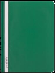 rychlovazač plast  A4 zelený LUX (858) 110464-PRODEJ POUZE PO BALENÍ !!