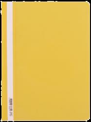 rychlovazač plast  A4 žlutý LUX (896) 110465-PRODEJ POUZE PO BALENÍ !!