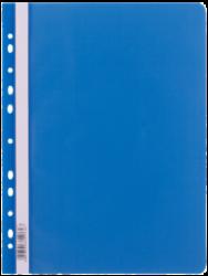 rychlovazač plast A4 s euroděr.modrý LUX 110468-PRODEJ POUZE PO BALENÍ !!