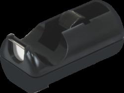 stolní odvíječ EAGLE M 430g 19 x 33 130-1334 černý-odvíječ lepící pásky o hmotnosti 430g