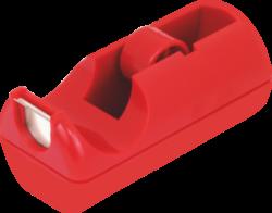 stolní odvíječ EAGLE S 170g 19 x 33 červený 130-1340-odvíječ lepící pásky o hmotnosti 170g