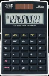kalkulačka KW TR-2464C 120kroků 12 míst černá 120-1476-12 míst