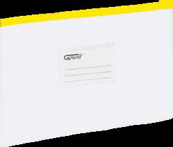 desky se zipem A5 EC-007B žluté 120-1471