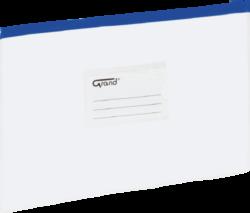 desky se zipem A4 EC-009B modré 120-1464