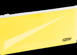 desky se zipem DL GR-P053 žluté 120-1864