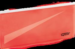 desky se zipem DL GR-P053 červené 120-1862