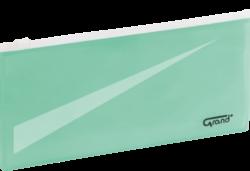 desky se zipem DL GR-P053 zelené 120-1866
