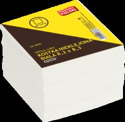 kostka   nelepená 8,3x8,3x4 (do zásobníku) 150-1276