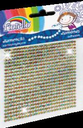 kamínky perličky 170-2399 samolepící mix