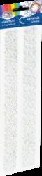 kamínky pásek 170-2465 stříbrné