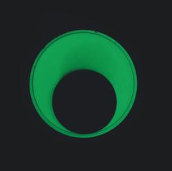 oči samolepící  40mm 4ks fluorescenční 170-2561(5903364279844)