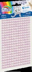 kamínky perličky 170-2578 samolepící fialové