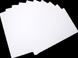 papír A4 karton bílý 20l 250g