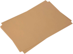 papír A4 karton přírodní  20l 200g