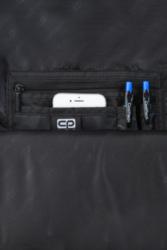 batoh CoolPack Joy L - LED blue + power bank 4000 mAh B81309(5907620145713)