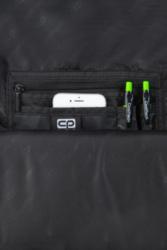 batoh CoolPack Joy L - LED green + power bank 4000 mAh B81310(5907620145768)
