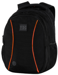 batoh CoolPack Joy L - LED orange + power bank 4000 mAh B81311-rozměr: 44 x 32 x 20 cm
