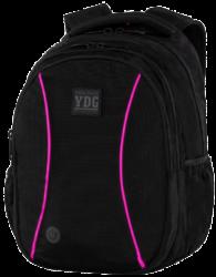 batoh CoolPack Joy L - LED pink + power bank 4000 mAh B81312-rozměr: 44 x 32 x 20 cm