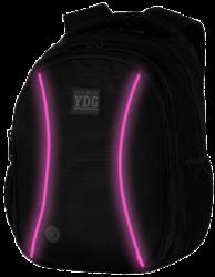 batoh CoolPack Joy L - LED pink + power bank 4000 mAh B81312(5907620145867)
