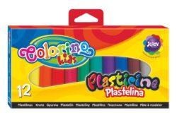 modelína Colorino 12 barev-balení obsahuje 12 barev