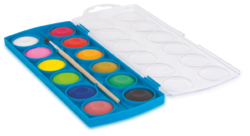 barvy vodové Colorino 12ks