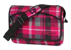 taška přes rameno CoolPack REPORTER 108-rozměr: 36 x 34 x 9 cm