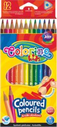 pastelky Colorino trojhranné  12ks