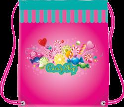 sáček na cvičky CoolPack Candy