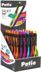 kuličkové pero Silky oil gel(5907690858742)