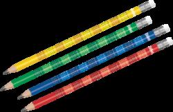 tužka Colorino kulatá  s gumou - tělo násobilka(5907690866143)