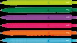 kuličkové pero Swift oil gel neon